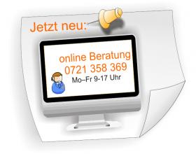 online-Beratung Glasversicherung