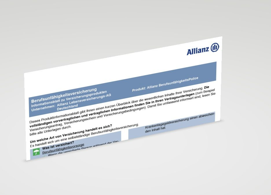 Allianz BU Plus