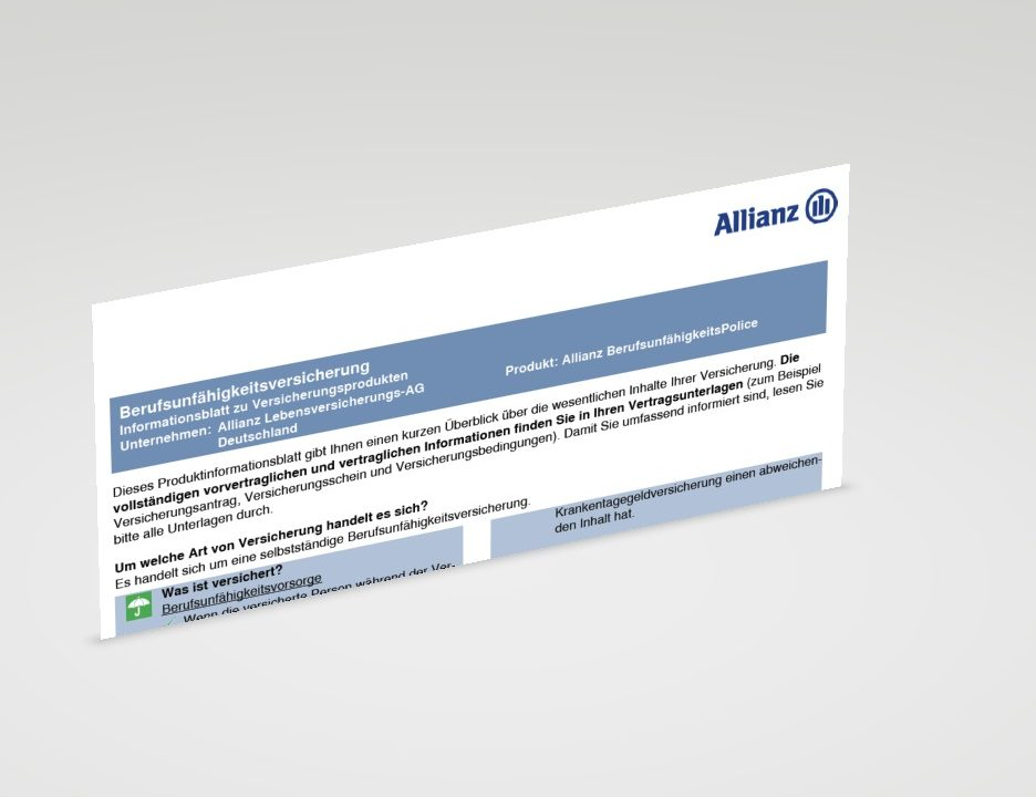 Allianz BU Plus