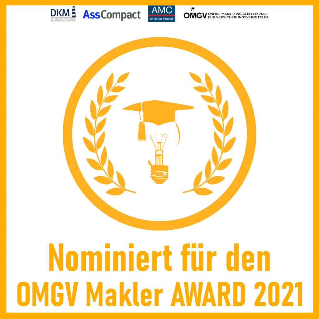 Fairsicherungsladen nominiert OMGV Makleraward